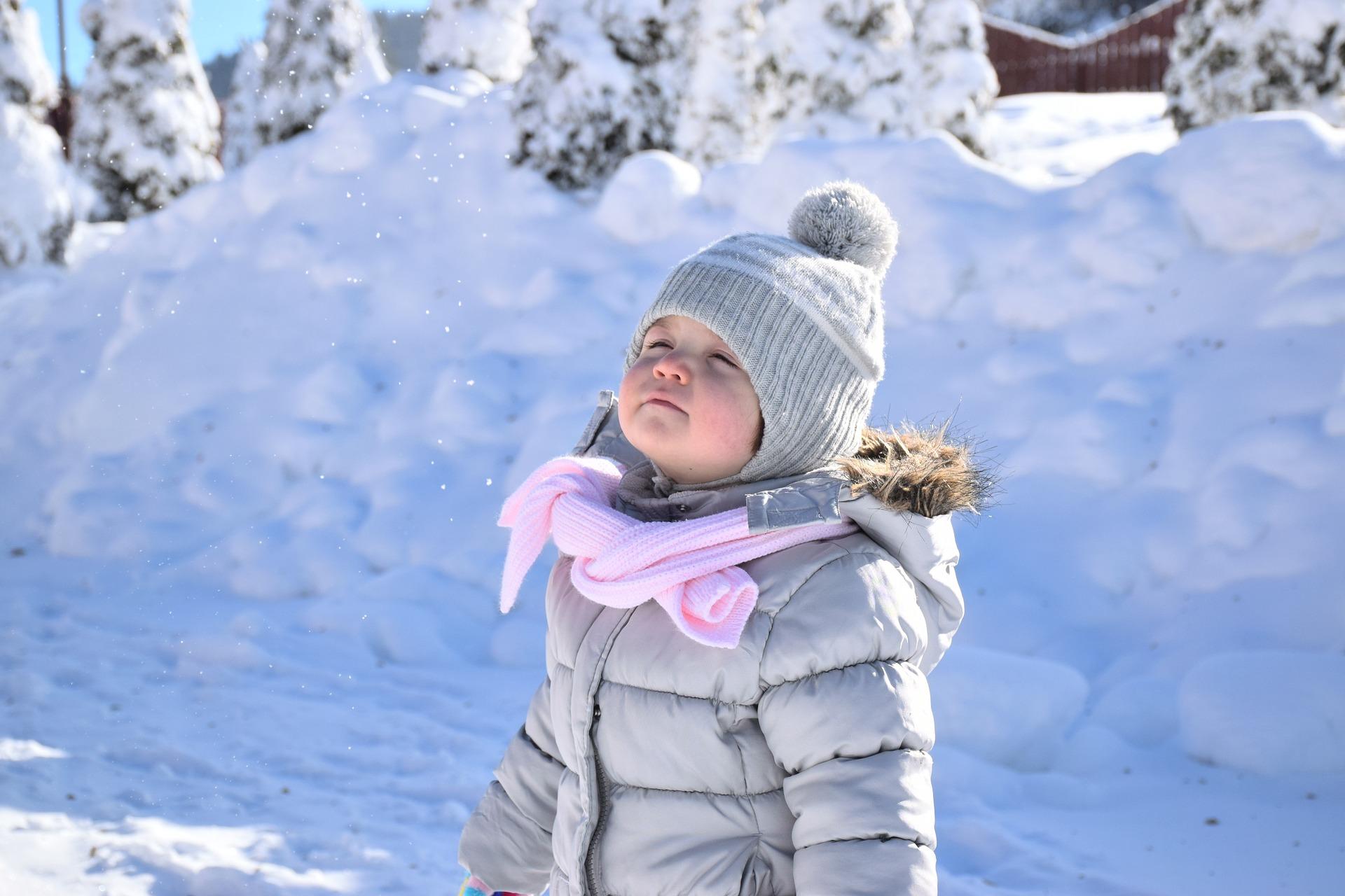 冬場の赤ちゃんのスキンケア